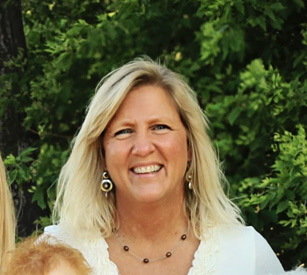 2016 Heart & Sole Co-Chair Julie Granger